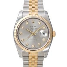 Rolex Datejust reloj de replicas 116233-8