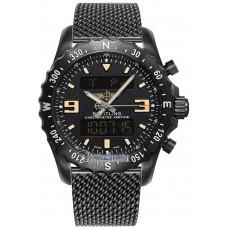Réplicas Breitling Professional Chronospace Military hombres M7836622/BD39-159Ms