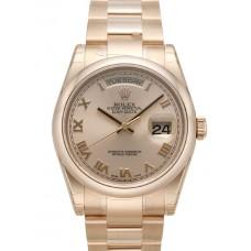 Rolex Day-Date reloj de replicas 118205-2
