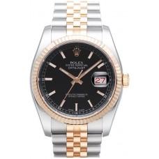 Rolex Datejust reloj de replicas 116231-15