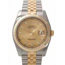 Rolex Datejust reloj de replicas 116233-2