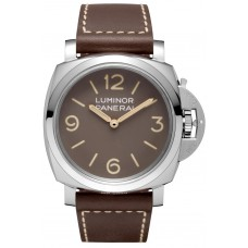 Réplicas Réplicas panerai Luminor 1950 3 Days Acciao PAM00663