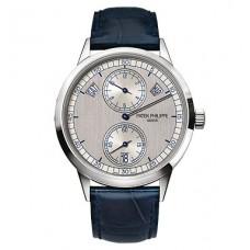 Patek Complications plata 18K Oro blanco Automatico hombres Reloj 5235G-001