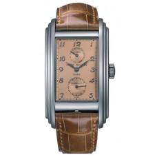 Patek Philippe 10 Day Tourbillion Oro rosa Marcar marron Cuero hombres Reloj 5101P
