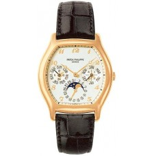 Patek Philippe Complicated Perpetual Calendar 18kt Oro rosa hombres Reloj 5040R