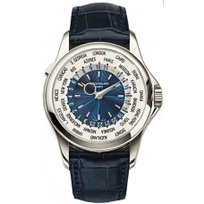 Patek Philippe Complications Automatico GMT Azul hombres Reloj 5130P-020