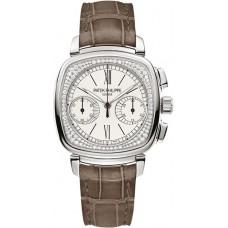 Patek Philippe Complications Mechanical plata Senoras Reloj 7071G-001
