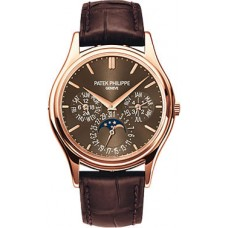 Patek Philippe Grand Complications Perpetual Calendar hombres Reloj 5140R-001