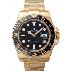 Rolex GMT-Master II reloj de replicas 116718 LN BL