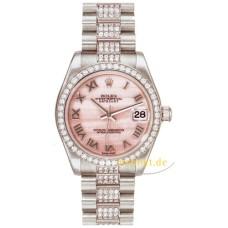 Rolex Datejust Lady 31 reloj de replicas 178286