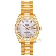 Rolex Datejust Lady 31 reloj de replicas 178288