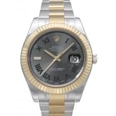 Rolex Datejust II reloj de replicas 116333-1