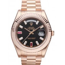 Rolex Day-Date II reloj de replicas 218235-9