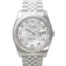 Rolex Datejust reloj de replicas 116234-15