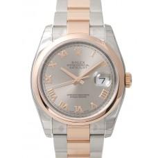 Rolex Datejust reloj de replicas 116201-1