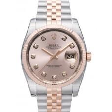 Rolex Datejust reloj de replicas 116231-16