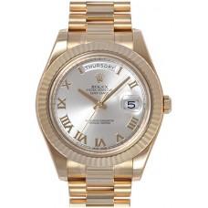 Rolex Day-Date II reloj de replicas 218238-3