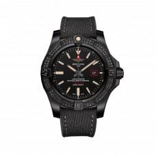 Réplicas Breitling Avenger Titanio Negro Dial hombres V17311AT/BD74s
