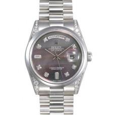 Rolex Day-Date reloj de replicas 118296-2