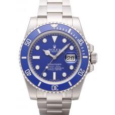 Rolex Submariner Date reloj de replicas 116619 LB dia