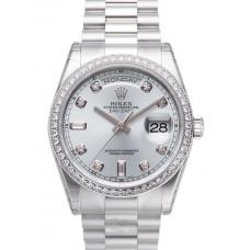 Rolex Day-Date reloj de replicas 118346-1