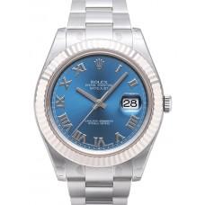 Rolex Datejust II reloj de replicas 116334-6