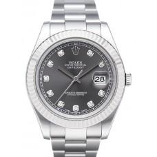 Rolex Datejust II reloj de replicas 116334-8