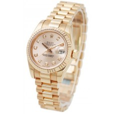 Rolex Lady-Datejust reloj de replicas 179175-3