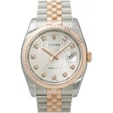 Rolex Datejust reloj de replicas 116231-5
