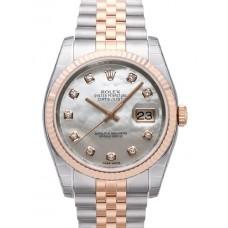 Rolex Datejust reloj de replicas 116231-17