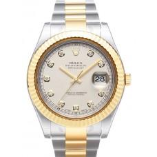 Rolex Datejust II reloj de replicas 116333-8