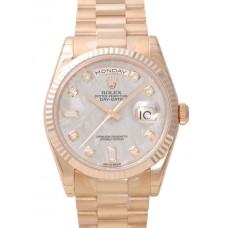 Rolex Day-Date reloj de replicas 118235-1