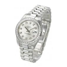 Rolex Lady-Datejust reloj de replicas 179136