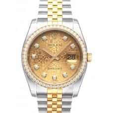 Rolex Datejust reloj de replicas 116243-6