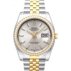 Rolex Datejust reloj de replicas 116243-18