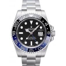 Rolex GMT-Master II reloj de replicas 116710 BLNR