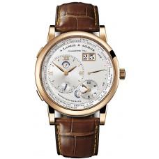 A.Lange&Sohne Lange 1 Time Zone hombres Reloj replicas 116.032