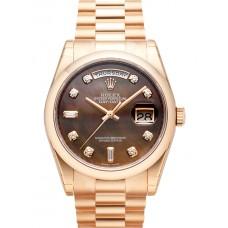 Rolex Day-Date reloj de replicas 118205-7
