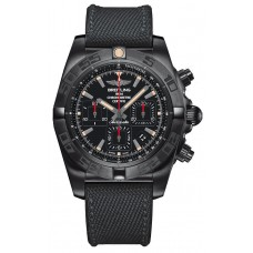 Réplicas Breitling Chronomat 44 Negro acero MB0111C3/BE35/253S/M20DSA.2s