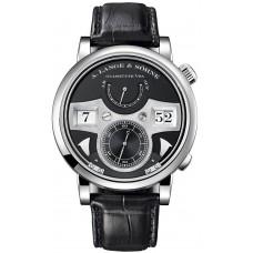 A.Lange&Sohne Zeitwerk Striking Reloj Temps 44.2mm hombres replicas 145.029