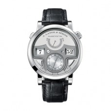 Replicas A. Lange & Sohne Zeitwerk Minute Repeater Platinum hombres 147.025