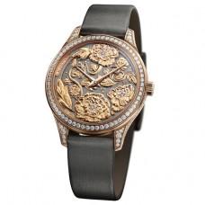 Réplica Chopard L.U.C XP Esprit de Fleurier Peony Reloj