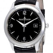 Réplica Jaeger LeCoultre Master Control Negro Dial Automatico Hombres Reloj