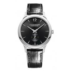 Réplica Chopard L.U.C XPS 18k Oro blanco Reloj