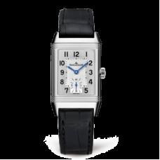 Réplica Jaeger LeCoultre Reverso Classic plata Dial Hombres Hand Wound Reloj