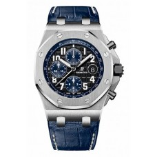 Réplica Audemars Piguet Royal Oak Offshore Cronografo Acero inoxidable Reloj