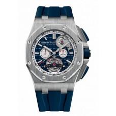 Réplica Audemars Piguet Royal Oak Offshore Tourbillon Cronografo Selfwinding Acero inoxidable Reloj