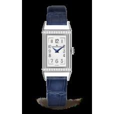 Réplica Jaeger LeCoultre Reverso plata Dial Senoras Diamante Reloj