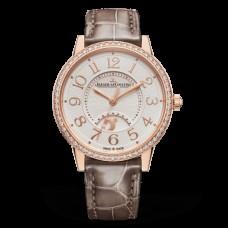 Réplica Jaeger-LeCoultre 3442440 Rendez-Vous Night & Day Medium Oro rosado/Diamante/plata