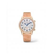 Réplica Jaeger-LeCoultre 3592420 Rendez-Vous Sonatina Large Oro rosado/Diamante/plata